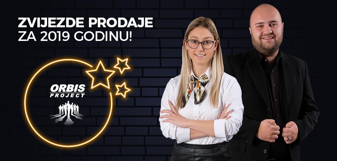 Zvijezde prodaje za 2019 godinu